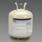 3M™ Hi-Strength 94 ET Cylinder Spray Adhesive Clear, Large Cylinder Net Wt 26.2 lbs