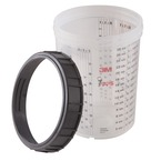 3M™ PPS™ Large Cup & Collar, 16023