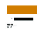 3M™ Scotchlite™ Reflective Striping Tape 79903, Gold, 1/4 in x 50 ft