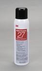 3M™ Multi-Purpose 27 Spray Adhesive Clear, 20 fl oz can, net weight 13.05 oz