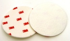 3M™ Finesse-it™ Buffing Pad 09358, 5 in Red/White