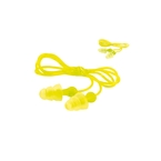 3M™ Tri-Flange™ Corded Earplugs, Hearing Conservation P3000