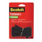 Scotch® Multi-Purpose Fasteners RF7011, 3/4 in x 18 in