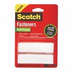 Scotch® Multi-Purpose Fasteners RF7030, 3/4 in x 3 in