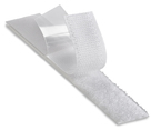 3M™ Fastener SJ3571 Loop S001 White, 2 in x 50 yd 0.15 in Engaged Thickness