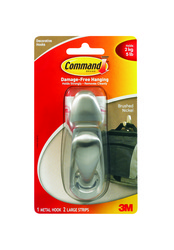 Command™ Forever Classic Hook FC13-BN-ES, Large