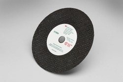 3M™ Green Corps™ Cut-Off Wheel 01994, 4 in x 1/32 in x 3/8 in