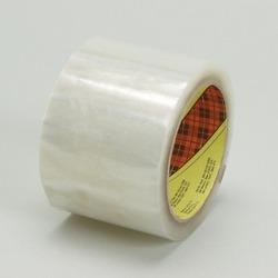 Scotch® Box Sealing Tape 371 Clear, 48 mm x 100 m
