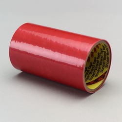 3M™ Polyester Protective Tape 335 Pink, 12 in x 144 yd 1.6 mil