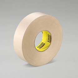 3M™ Heavy Duty Protective Tape 346 Tan, 4 in x 60 yd 16.7 mil