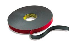3M™ VHB™ Flame Retardant Tape 5958FR Black, 1/2 in x 36 yd 40 mil