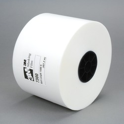 3M™ High Temperature Paint Masking Film 7300 Translucent, 6 in x 1500 ft 2.0 mil, Boxed