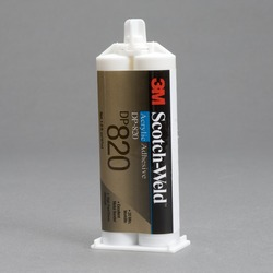 3M™ Scotch-Weld™ Acrylic Adhesive DP820 Yellow, 200 mL