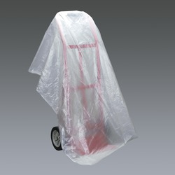 3M™ High Temperature Protective Bags and Sheets 7260 m Translucent, 262 in x 89 in 1.8 mil, OEM