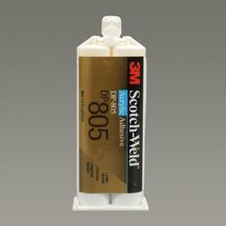 3M™ Scotch-Weld™ Acrylic Adhesive DP805 Light Yellow, 200 mL
