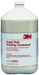 3M™ Super Duty Rubbing Compound 5955, 1 Gallon (US)