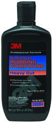 3M™ Super Duty Rubbing Compound 39004, 16 fl oz