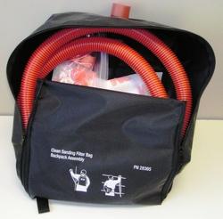 3M™ Clean Sanding Filter Bag Backpack Assembly 28365
