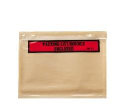 3M™ Top Print Packing List Envelope PLE-T3, 7 in x 5 1/2 in