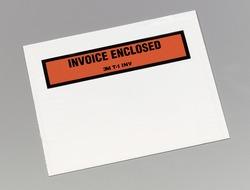 3M™ Top Print Packing List Envelope PLE-T1 PL, 4 1/2 in x 5 1/2 in